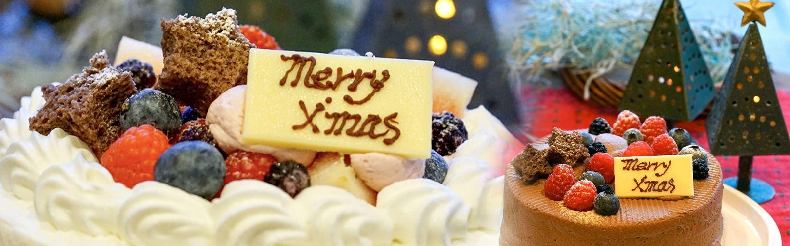 もきちの糖質オフスイーツ オンラインショップ ホールケーキ写真