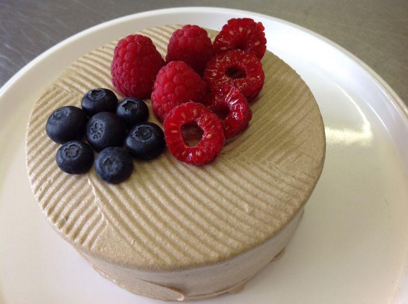 画像1: 糖質オフアールグレイホールケーキ4号